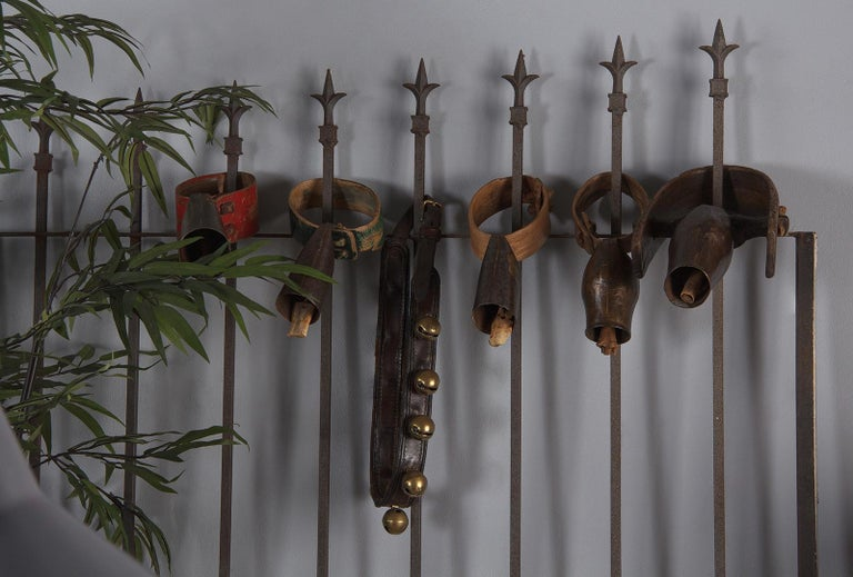 French Iron Gate, 20th Century For Sale 8
