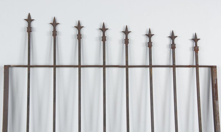 French Iron Gate, 20th Century For Sale 10