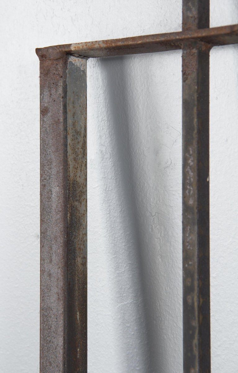 French Iron Gate, 20th Century For Sale 12
