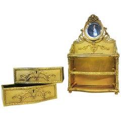 French Jewel Box, Late 19th Century