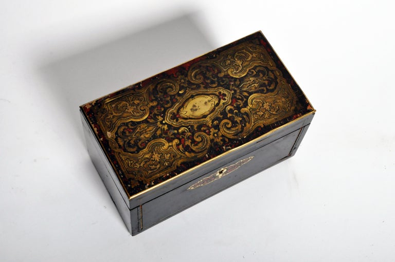 French Jewelry Box For Sale 1