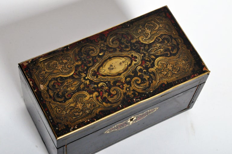 French Jewelry Box For Sale 2