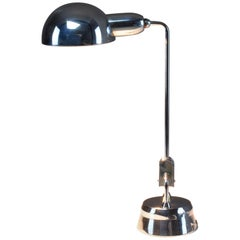 French Jumo 600 Desk Lamp by Charlotte Perriand, 1940s