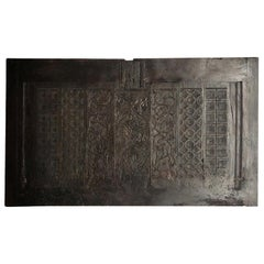 French Late 16th Century Grand Scale Trunk Facade