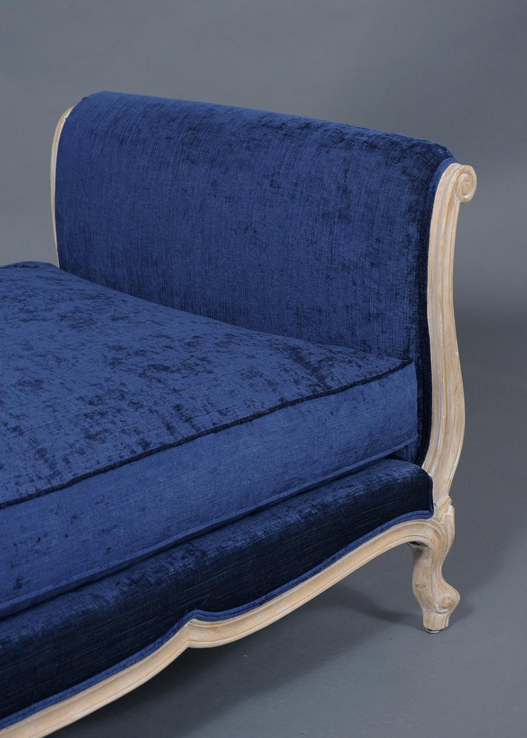 French Late 19th Century Louis XV Style Daybed For Sale 1