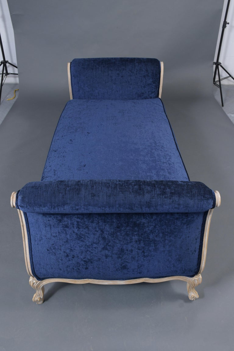 French Late 19th Century Louis XV Style Daybed For Sale 2