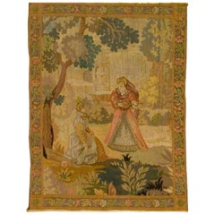 French Late 19th Century Tapestry, circa 1890