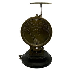 French Letter or Postage Desk Scale