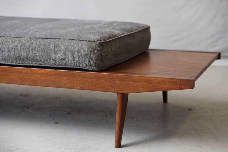 French Lit de Repos or Daybed by Melior Marchot, 1950s For Sale 1