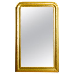French Louis Philippe Giltwood Mirror, circa 1830