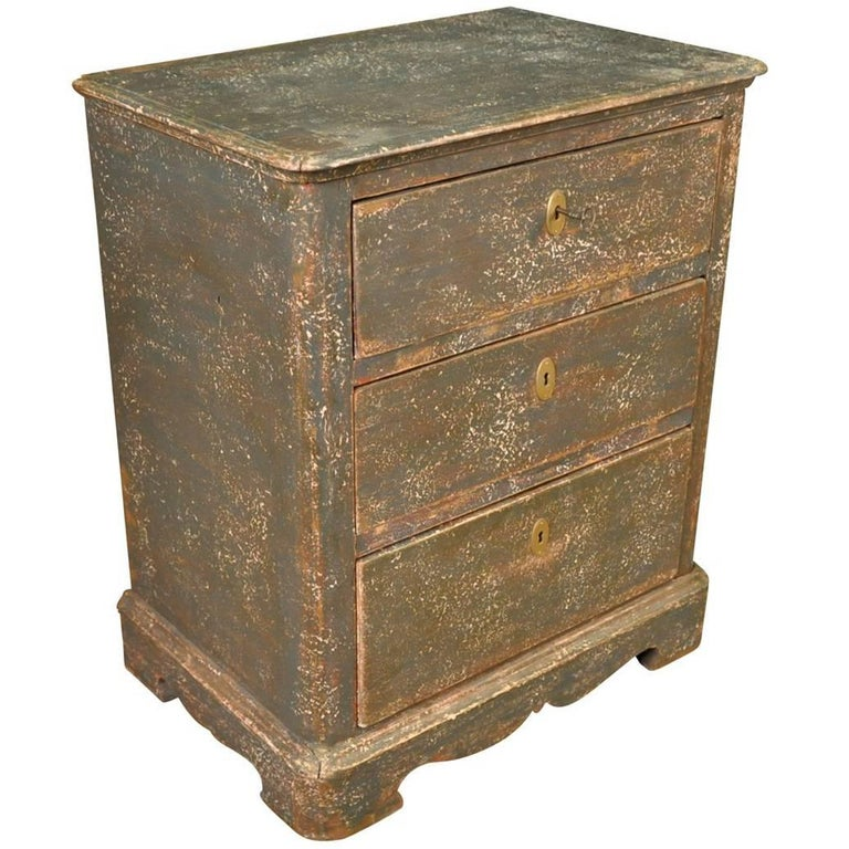 French Louis Philippe Period Commode