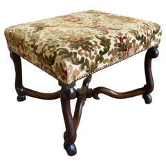 French Louis XIII Style Stool