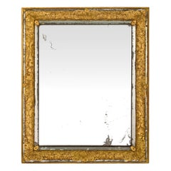 French Louis XIV Period Mid 17th Century Circa 1660 Double Framed Mirror