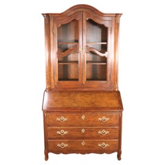 French Louis XV Baker Furniture Louis XV Secretary Desk Collector's Edition