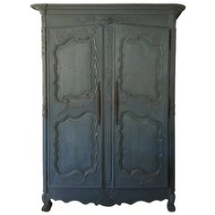 French Louis XV Period Armoire, circa 1780