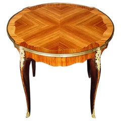 French Louis XV St. 19th Century Low Table