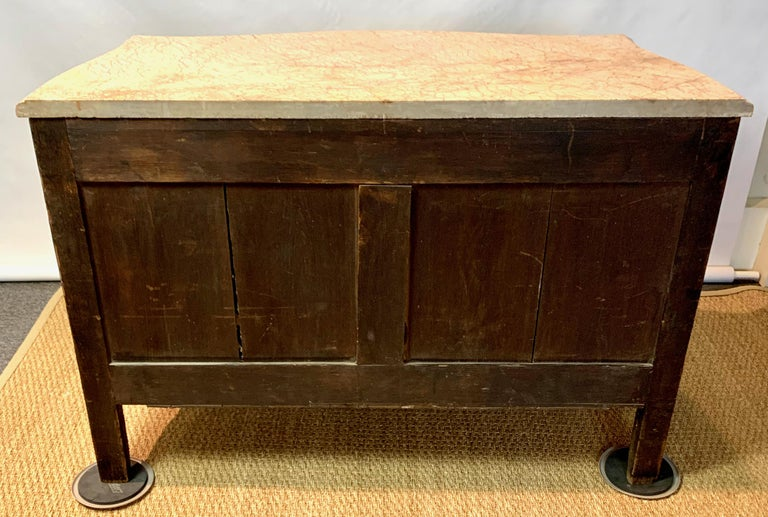 French Louis XV Style Bombé Commode For Sale 11