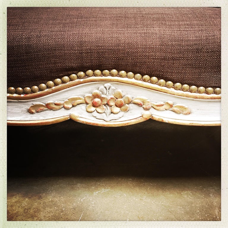 French Louis XV Style Daybed For Sale 4