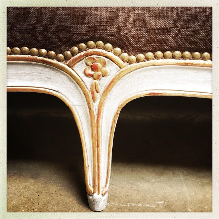 French Louis XV Style Daybed For Sale 5