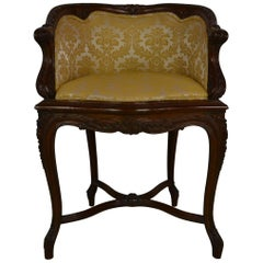 French Louis XV Vanity Chair