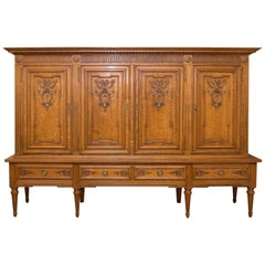 French Louis XVI Cabinet