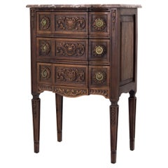 Louis XVI Case Pieces and Storage Cabinets