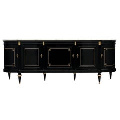 French Louis XVI Grande Buffet / Enfilade