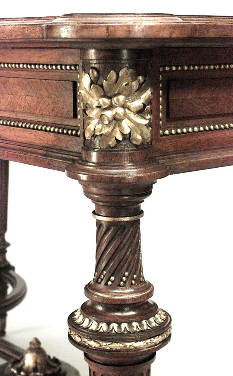 19th Century French Louis XVI Style Centre Table For Sale