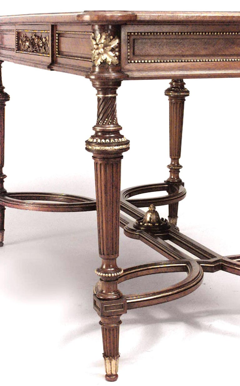 French Louis XVI Style Centre Table For Sale 4