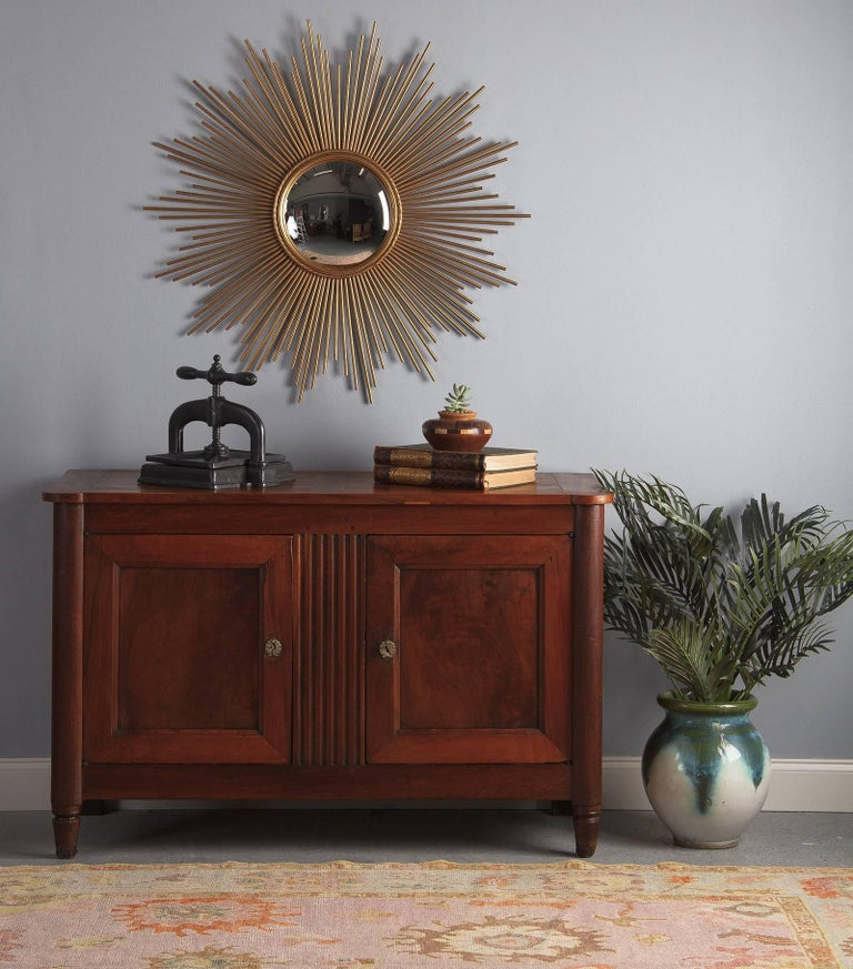 French Louis XVI Style Cherrywood Buffet, 19th Century For Sale 9