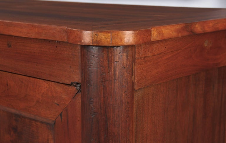 French Louis XVI Style Cherrywood Buffet, 19th Century For Sale 13