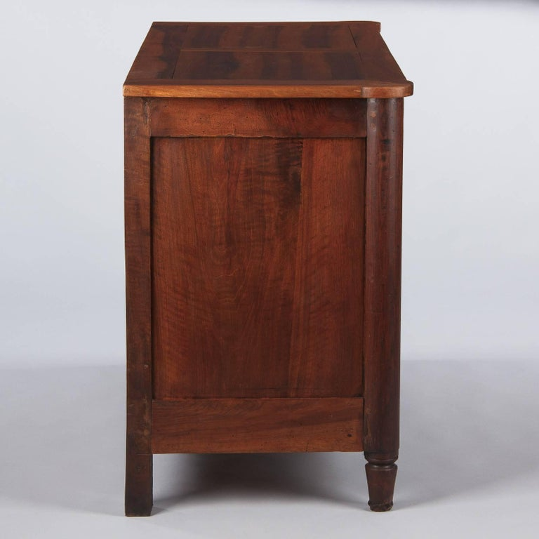 French Louis XVI Style Cherrywood Buffet, 19th Century For Sale 14