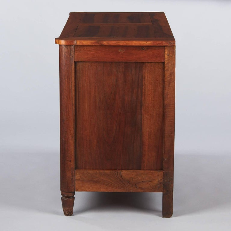 French Louis XVI Style Cherrywood Buffet, 19th Century For Sale 2