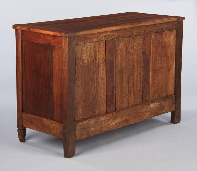 French Louis XVI Style Cherrywood Buffet, 19th Century For Sale 4