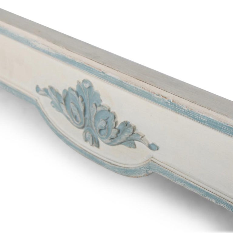 Painted French Louis XVI Style Daybed For Sale
