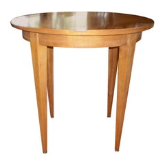 French Louis XVI Style Lemmon Wood Table