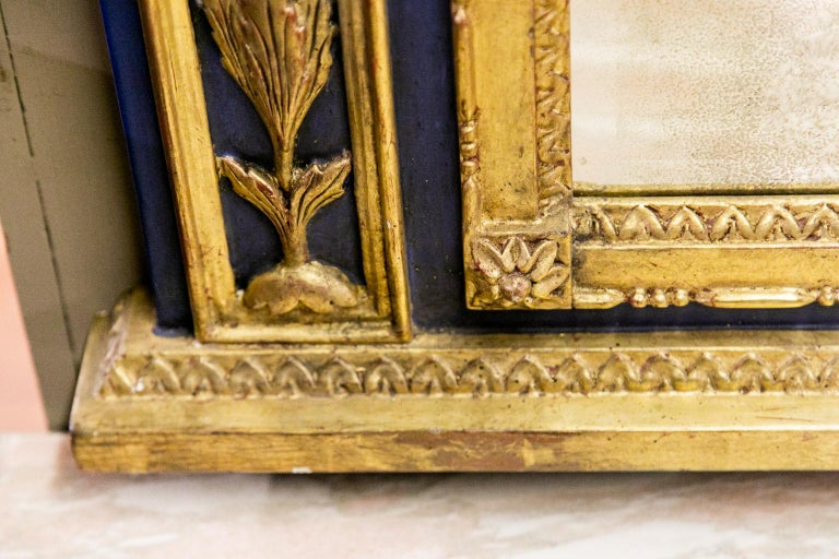 French Louis XVI Style Mirror For Sale 3