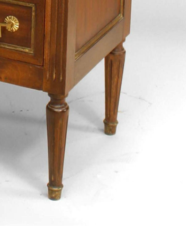 19th Century French Louis XVI Style Semanier For Sale