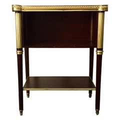 French Louis XVI Style Table in the Manner of Maison Jansen