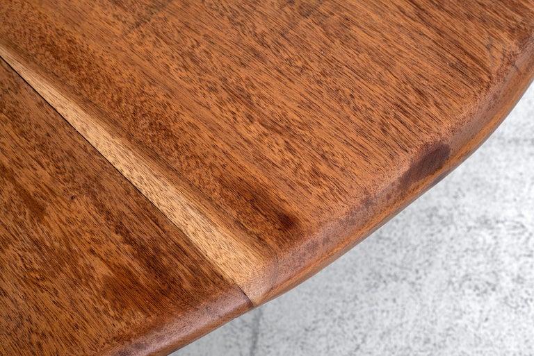 French Mahogany Coffee Table 6