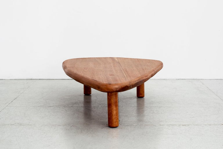 French Mahogany Coffee Table 1