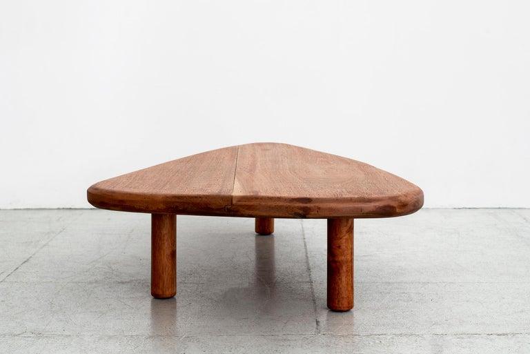 French Mahogany Coffee Table 3
