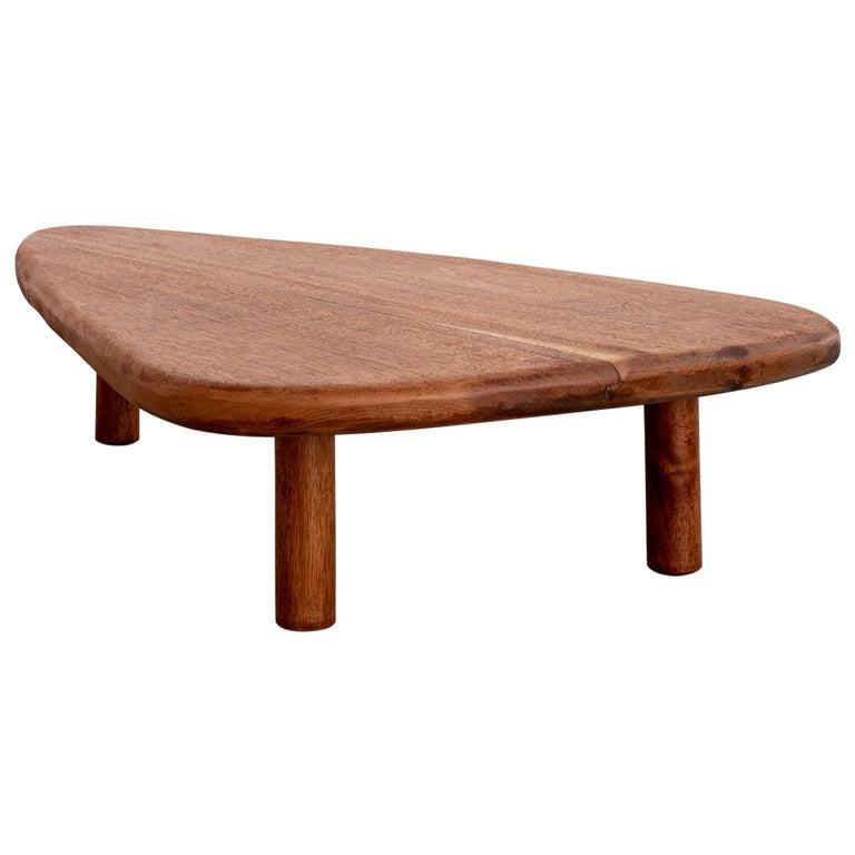 French Mahogany Coffee Table