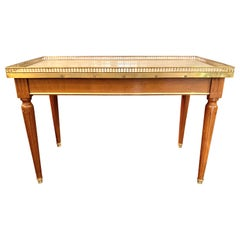 French Maison Jansen Style Low Table, Classic Louis XVI Style