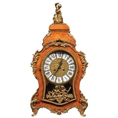 French Mantle or Table Clock, circa 1860s