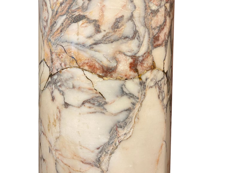18th Century French Marble Column For Sale