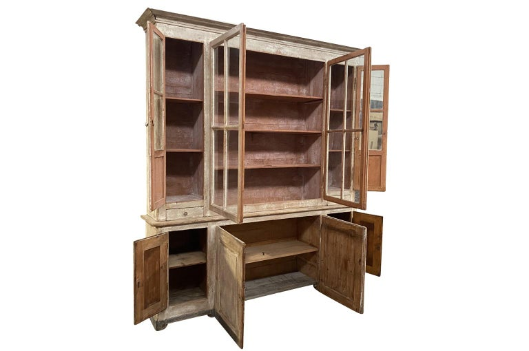 French Mid-19th Century Buffet Deux Coprs For Sale 6