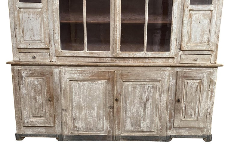 French Mid-19th Century Buffet Deux Coprs For Sale 1