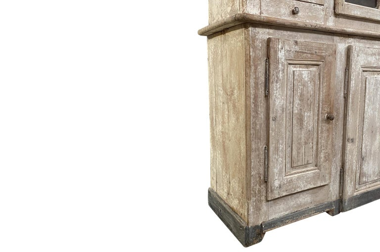 French Mid-19th Century Buffet Deux Coprs For Sale 4