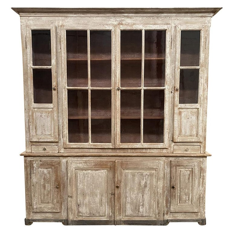 French Mid-19th Century Buffet Deux Coprs For Sale